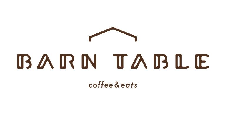 5.26(sat) BARN TABLE coffee&eats がOPEN!