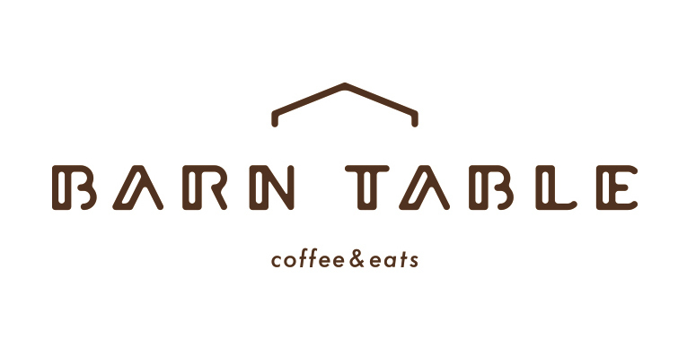 5.26(sat) BARN TABLE coffee&eats がOPEN!