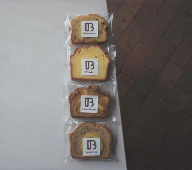 パウンドケーキのテイクアウトが人気上昇中
